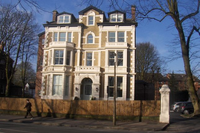 Thumbnail Flat To Rent In Aigburth Drive Liverpool