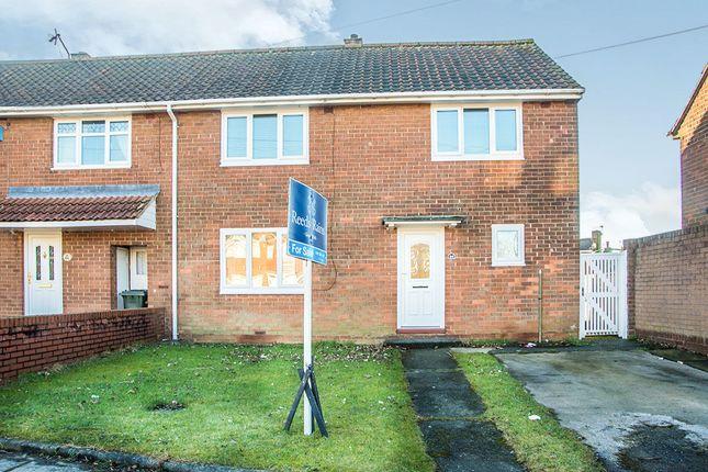 3 bedroom terraced house for sale in Whittingham Road, Newbiggin Hall, Newcastle Upon Tyne