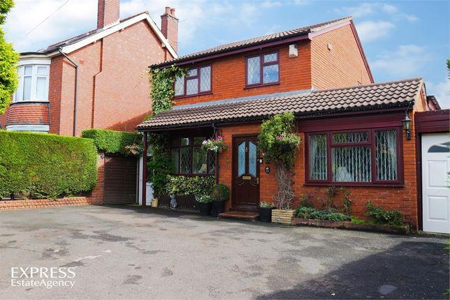Thumbnail Detached house for sale in Grange Road, Halesowen, West Midlands