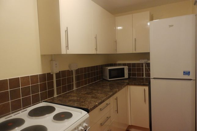 Thumbnail Shared accommodation to rent in St Helens Road, City Centre, Swansea