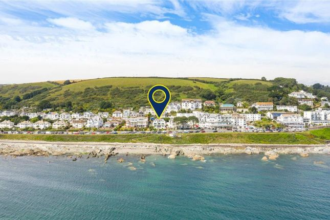 Thumbnail Detached house for sale in Marine Drive, Looe, Cornwall