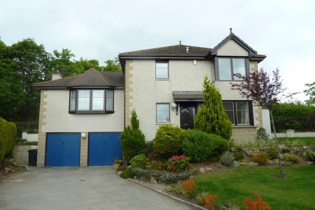Thumbnail Detached house to rent in Springdale Place, Bieldside