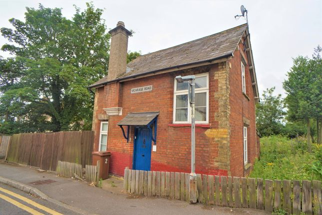 Thumbnail Detached house for sale in Vicarage Road, Strood, Rochester