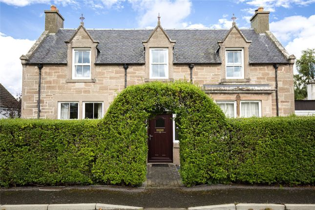 Thumbnail Detached house for sale in Lodgehill West, Nairn