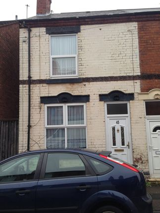 Thumbnail Terraced house to rent in Forrester Street, Walsall, West Midlands