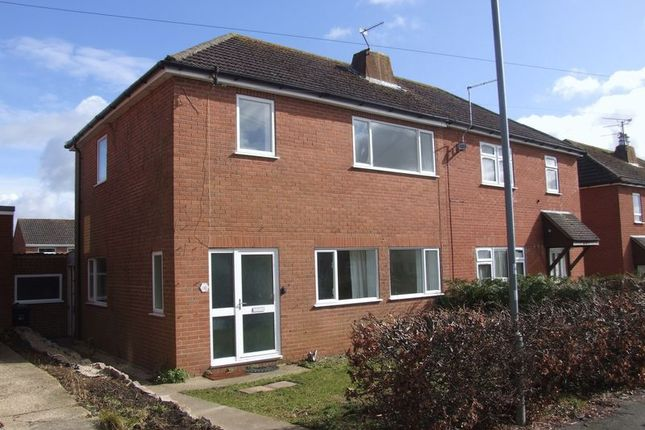 Thumbnail Semi-detached house to rent in Freedom Avenue, Yeovil