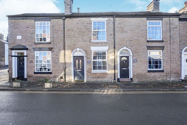 Thumbnail Terraced house for sale in Hurdsfield Road, Macclesfield