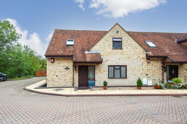 Thumbnail End terrace house for sale in Tythe Mews, Churchgate, High Street, Edlesborough
