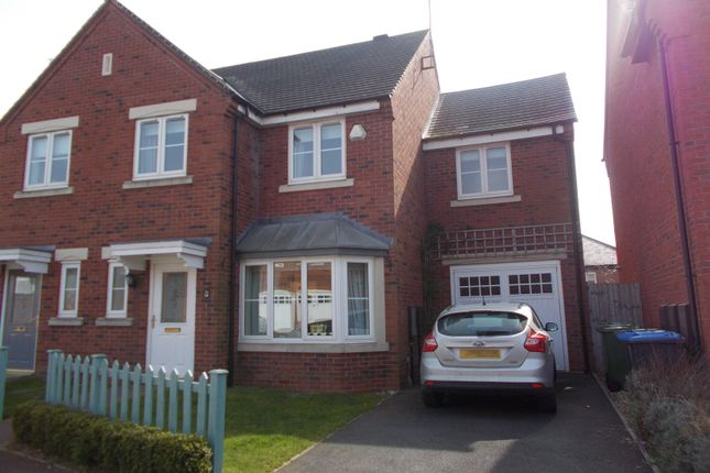 Thumbnail Semi-detached house to rent in Hill View, Stratford-Upon-Avon
