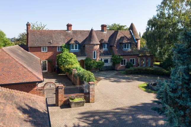Thumbnail Detached house for sale in Hill Wootton, Warwick