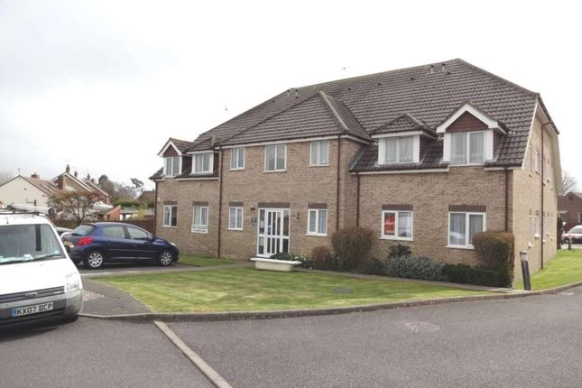 Thumbnail Flat to rent in Honeycrag Close, Polegate