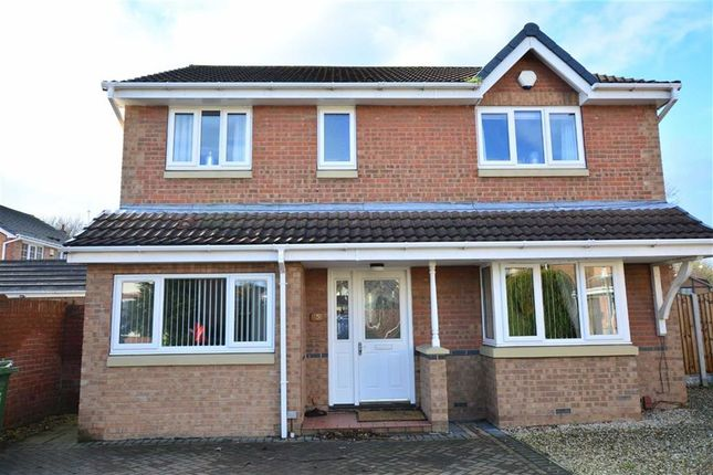 Thumbnail Detached house for sale in Paddock View, Castleford, West Yorkshire