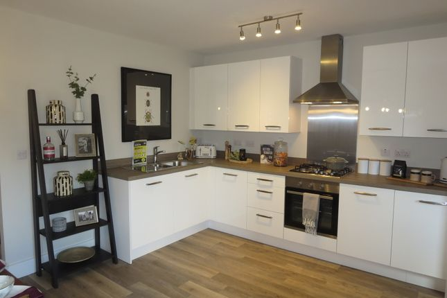 Semi-detached house for sale in The Houghton, Trentham, Stoke-On-Trent