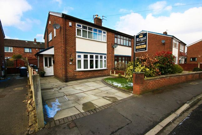 Thumbnail Semi-detached house for sale in Brownlow Avenue, Ince, Wigan