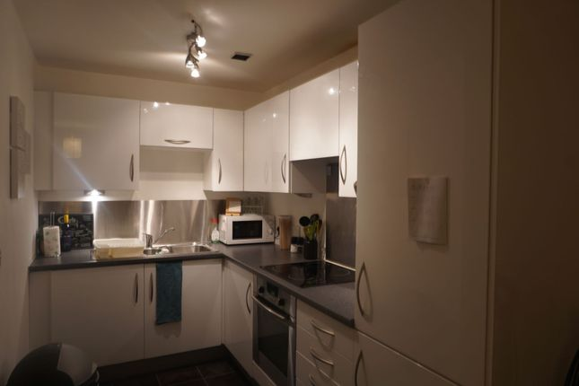 Kitchen of The Waterfront, Openshaw, Manchester M11
