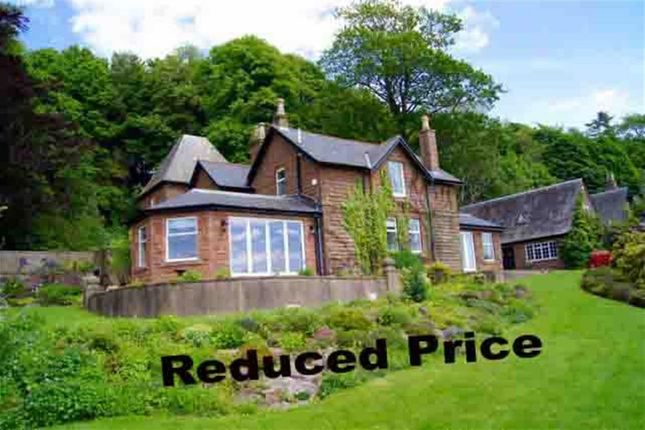 Detached house for sale in Glencaple, Dumfries
