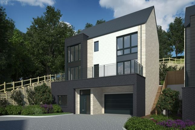 Thumbnail Detached house for sale in The Oak, South Side Ridge Pudsey Road, Pudsey