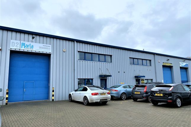 Thumbnail Industrial to let in Unit D2, Segensworth Business Centre, Fareham