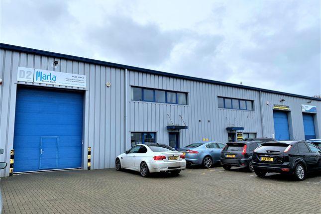 Thumbnail Industrial to let in Unit D2, Segensworth Business Centre, Fareham