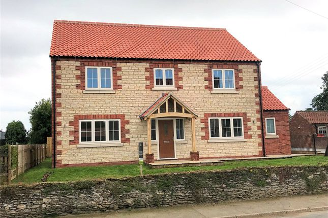 Thumbnail Detached house for sale in Well Street, Bishop Norton