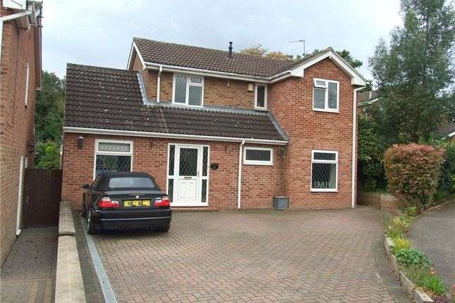 Front Elevation of Freesia Close, Mickleover, Derby DE3