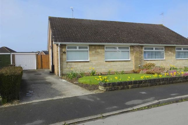 2 bed semi-detached bungalow for sale in Cloche Way, Swindon, Wiltshire