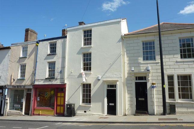 Thumbnail Flat to rent in Moor Street, Chepstow