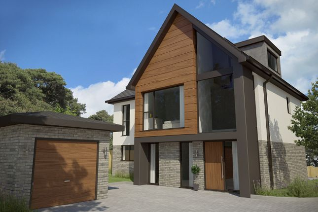 Thumbnail Detached house for sale in Satchell Lane, Hamble, Southampton