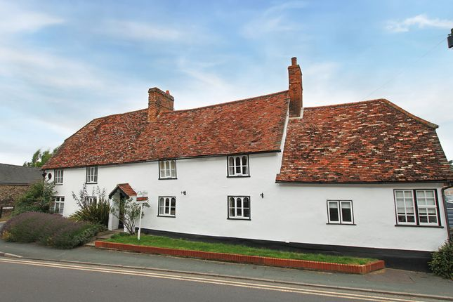 Thumbnail Semi-detached house for sale in High Street, Melbourn, Royston