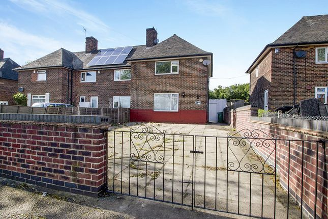 Thumbnail Terraced house to rent in Broxtowe Lane, Aspley, Nottingham