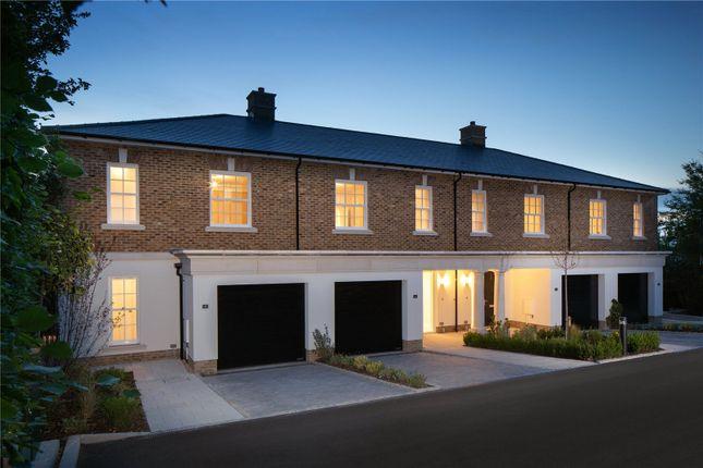 Thumbnail Terraced house for sale in Burlington Place, Chilbolton Avenue, Winchester, Hampshire