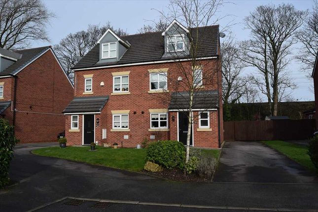 Thumbnail Semi-detached house for sale in Earle Avenue, Huyton, Liverpool