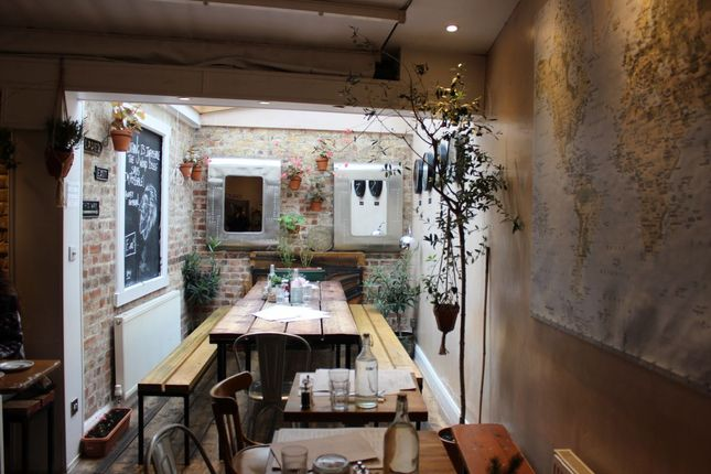 Thumbnail Restaurant/cafe to let in High House Mews, Stoke Newington Church Street, London