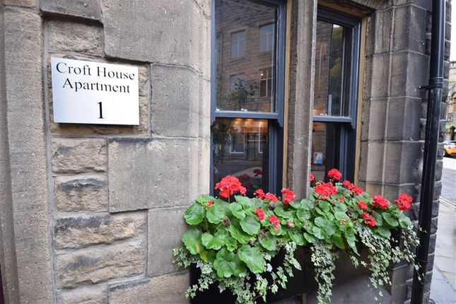 Thumbnail Maisonette to rent in Croft House, 6-10 New Road, Hebden Bridge, West Yorkshire