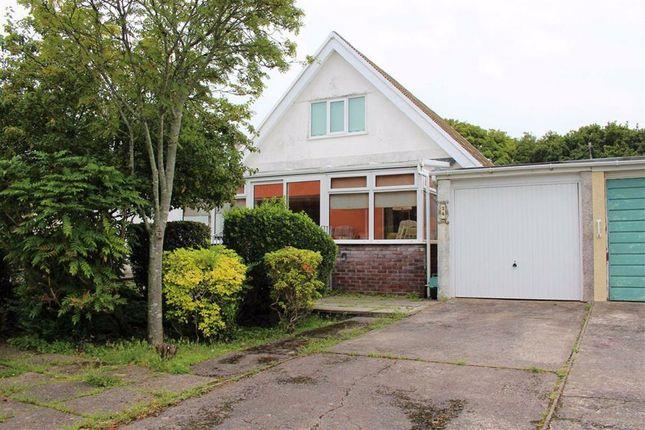 Thumbnail Detached bungalow for sale in Highpool Lane, Newton, Swansea