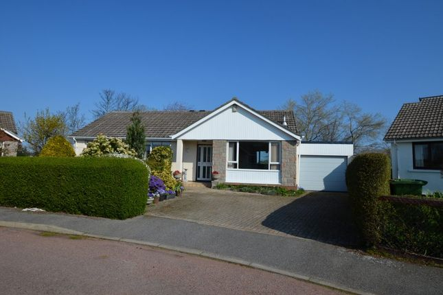 Thumbnail Detached bungalow for sale in 6 Merryton Gardens, Nairn