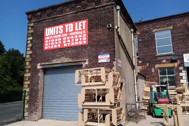 Thumbnail Light industrial to let in Whalley New Road, Blackburn
