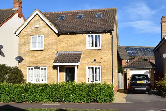 Thumbnail Shared accommodation to rent in Willow Lane, Great Cambourne