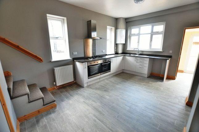 Thumbnail End terrace house to rent in Royal Oak Lane, Washingborough, Lincoln