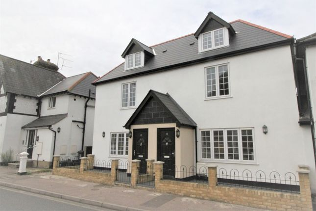 Thumbnail 3 bed semi-detached house for sale in Brittenden Parade, High Street, Green Street Green, Orpington