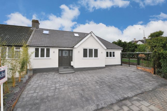 Thumbnail Semi-detached bungalow for sale in Ridgeway Drive, Bromley