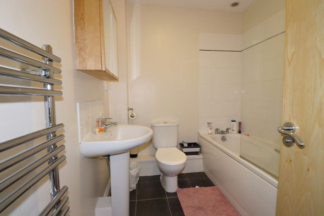 Bathroom of Prescott Court, Carlisle CA2
