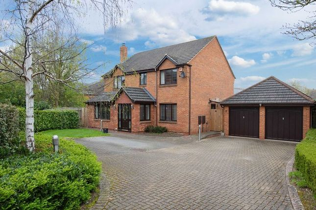 Detached house for sale in Snaith Crescent, Loughton, Milton Keynes