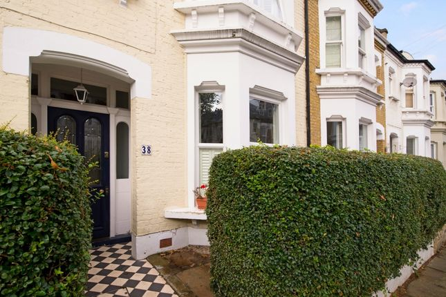 Thumbnail Terraced house to rent in Upham Park Road, London