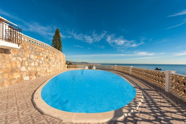 Pool And Views of Spain, Málaga, Nerja, East Nerja