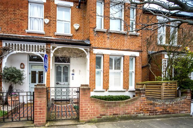Thumbnail Terraced house to rent in Bushwood Road, Kew, Richmond, Surrey