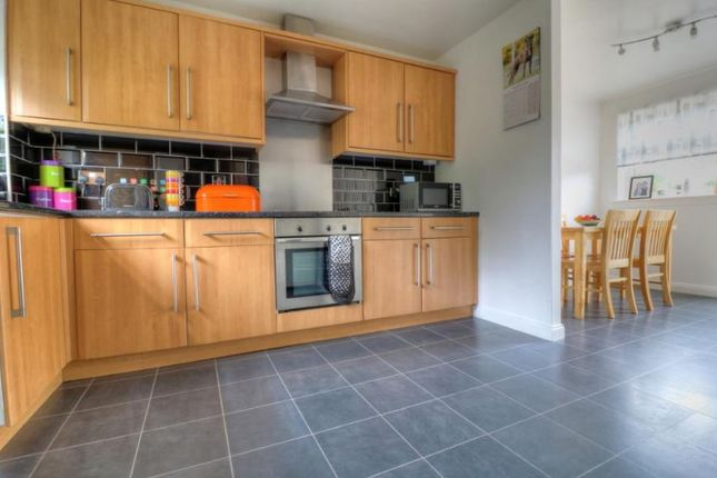 Thumbnail Terraced house to rent in Mossywood Place, Cumbernauld, North Lanarkshire