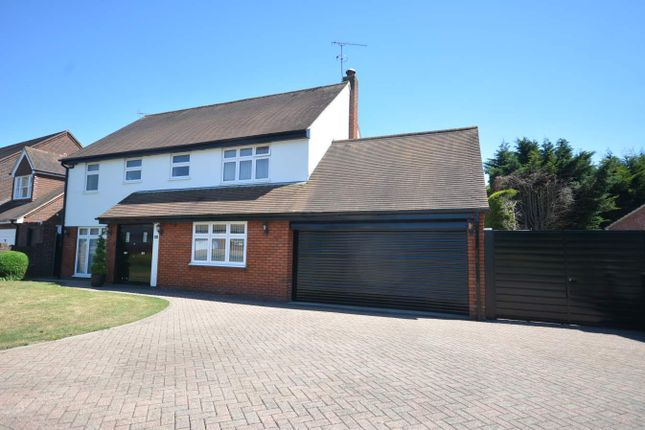 Thumbnail Detached house for sale in Tyle Green, Emerson Park, Hornchurch, Essex