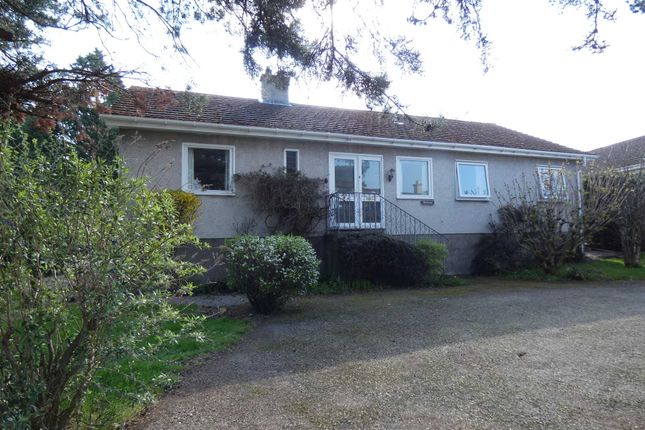Thumbnail Detached bungalow for sale in The Rowans, Russell Place, Forres