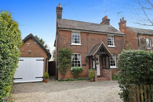 Thumbnail Detached house for sale in Mill Green Road, Mill Green, Ingatestone, Essex